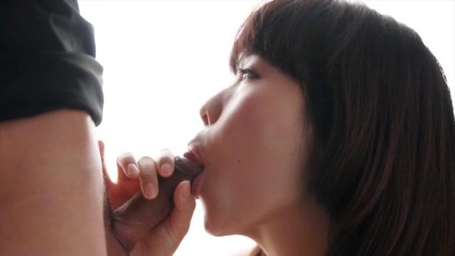 Japanese Up Close Blowjob