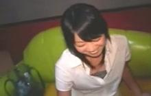 Japanese Hairy Girl Fucked POV
