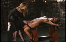 Kina Kai in BDSM session